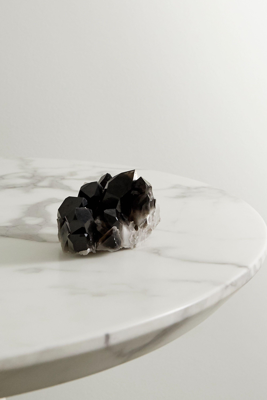 JIA JIA Smoky quartz crystal cluster