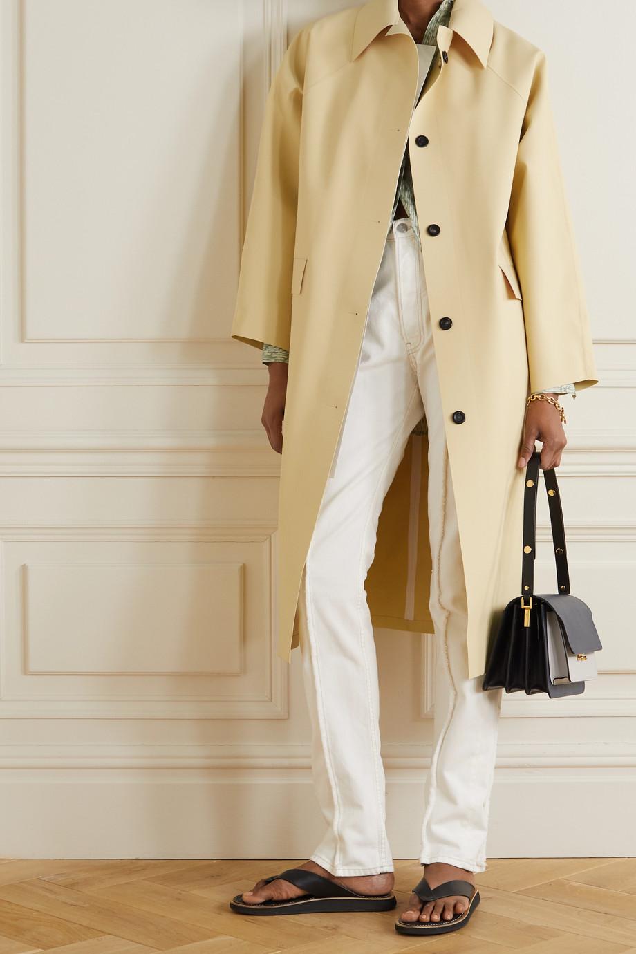 Kassl Editions Rubber coat