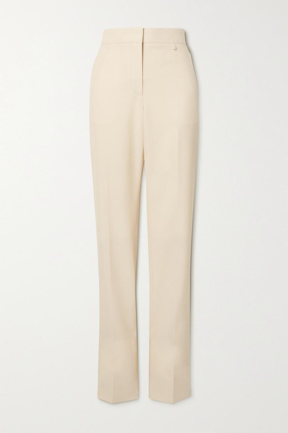 Givenchy Pantalon droit en laine