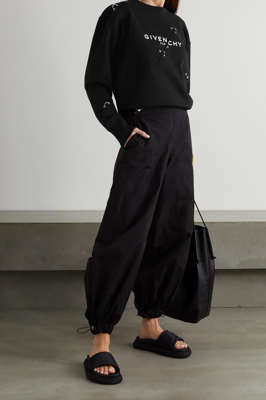 Givenchy Sweat en jersey de coton imprimé à ornements