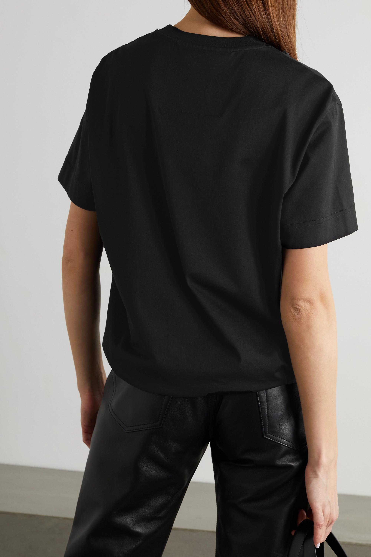 Givenchy T-shirt en jersey de coton imprimé