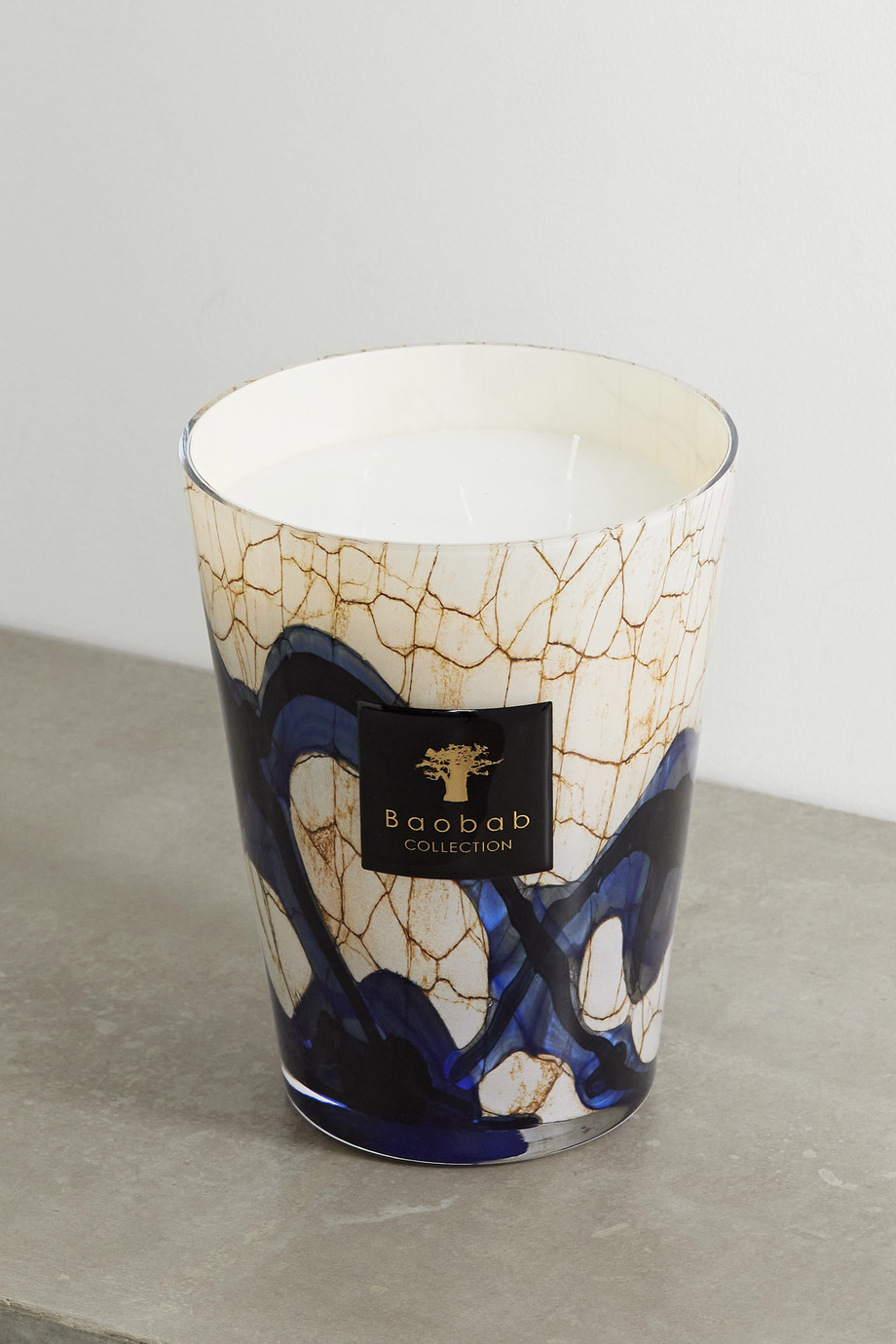 Baobab Collection Stones Lazuli Max 24 scented candle, 5kg