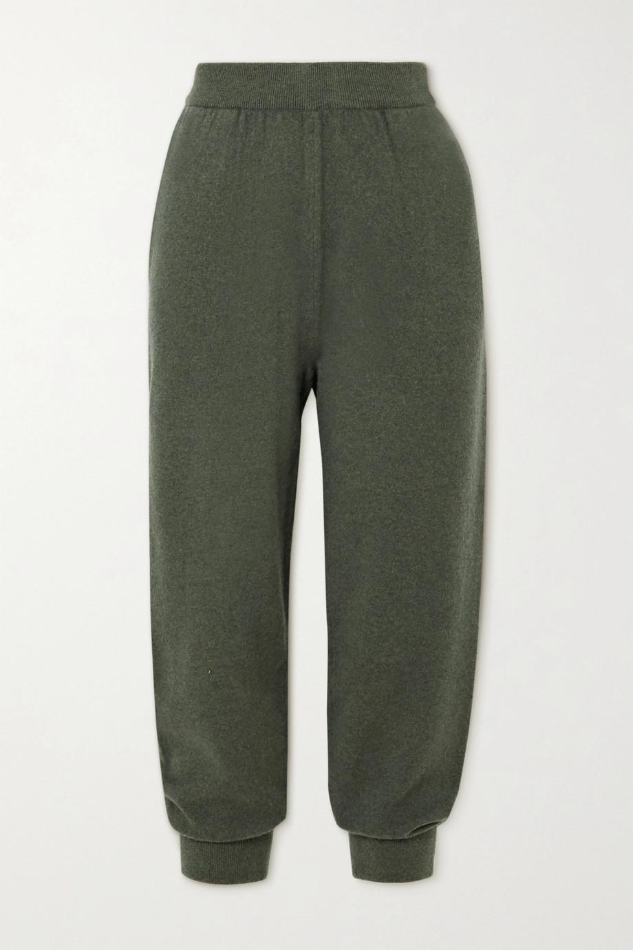 Extreme Cashmere N°56 Yogi Jogginghose aus einer Kaschmirmischung