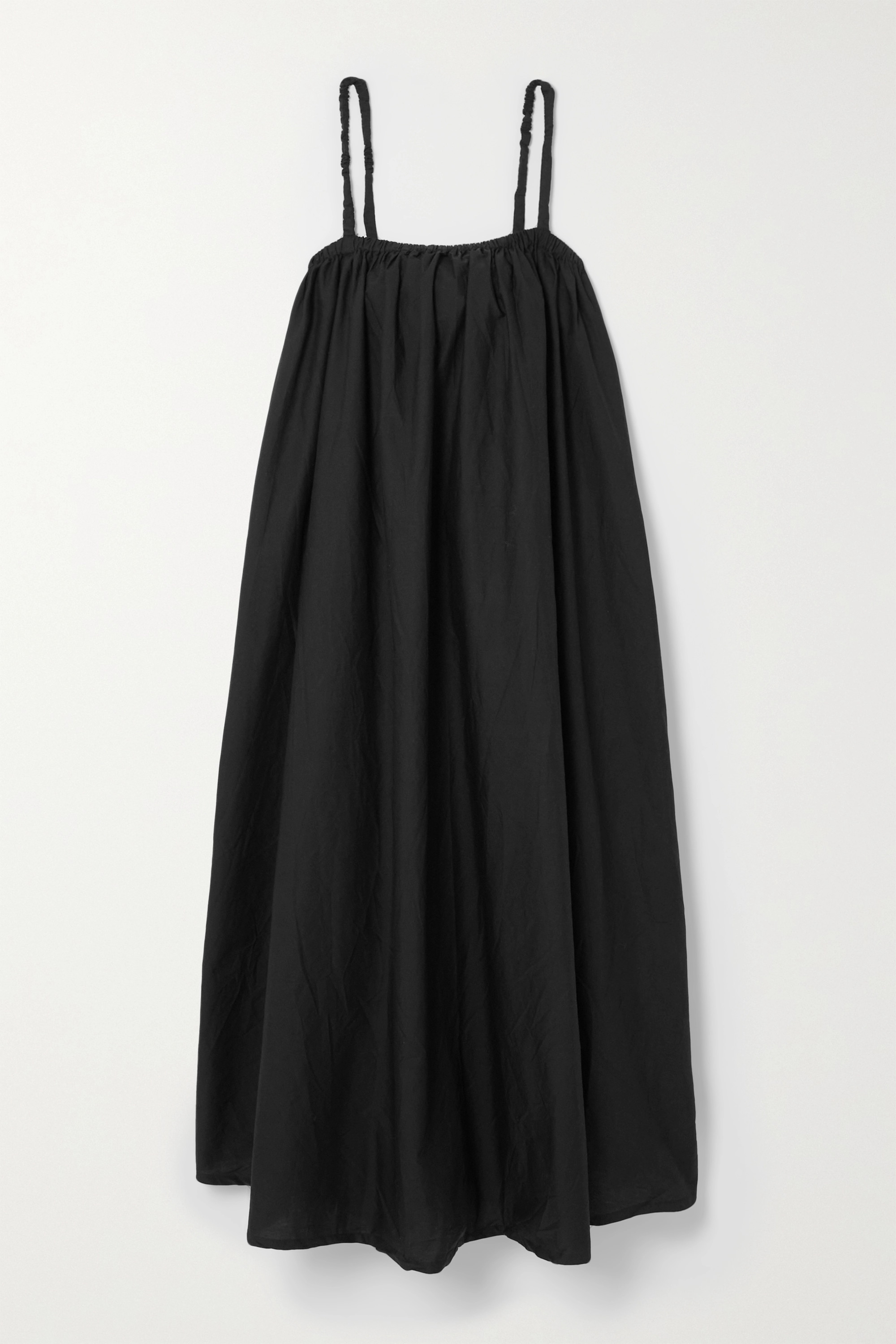 Deiji Studios - Organic cotton-poplin maxi dress