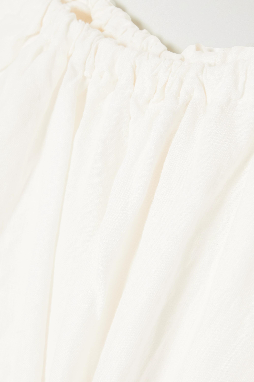 Deiji Studios Robe en lin lavé - NET SUSTAIN