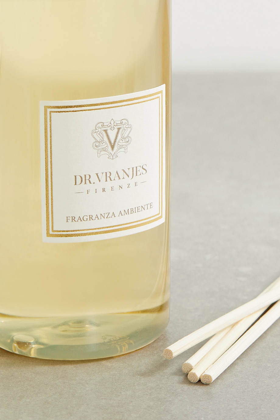 Dr. Vranjes Firenze Ambra reed diffuser refill, 500ml