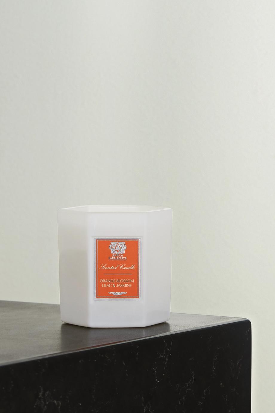 Antica Farmacista Orange Blossom, Lilac & Jasmine Duftkerze, 255 g