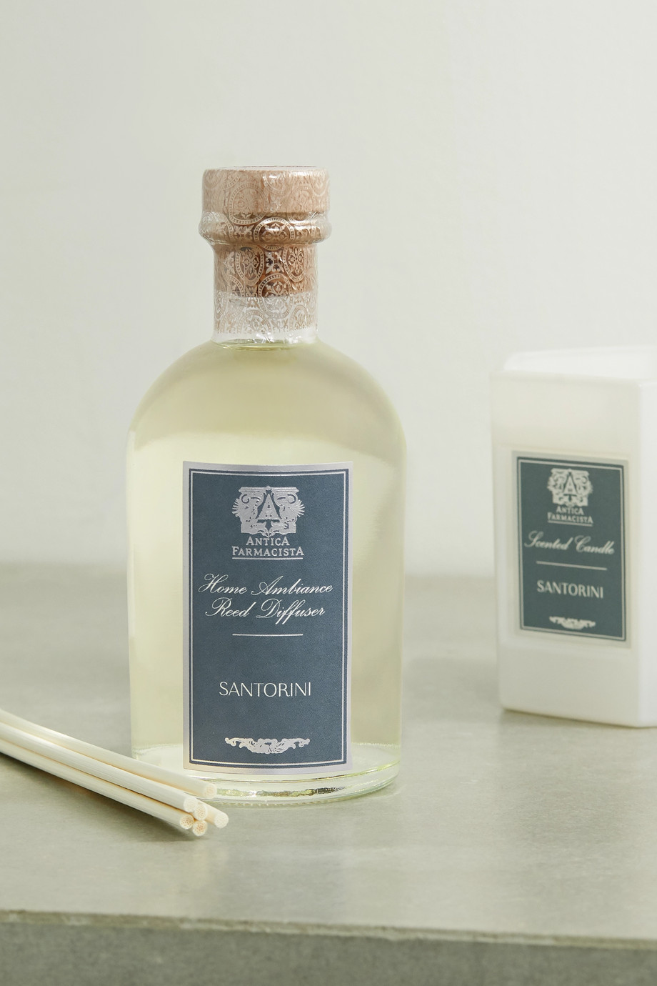 Antica Farmacista Santorini Reed Diffuser, 250 ml – Raumduft