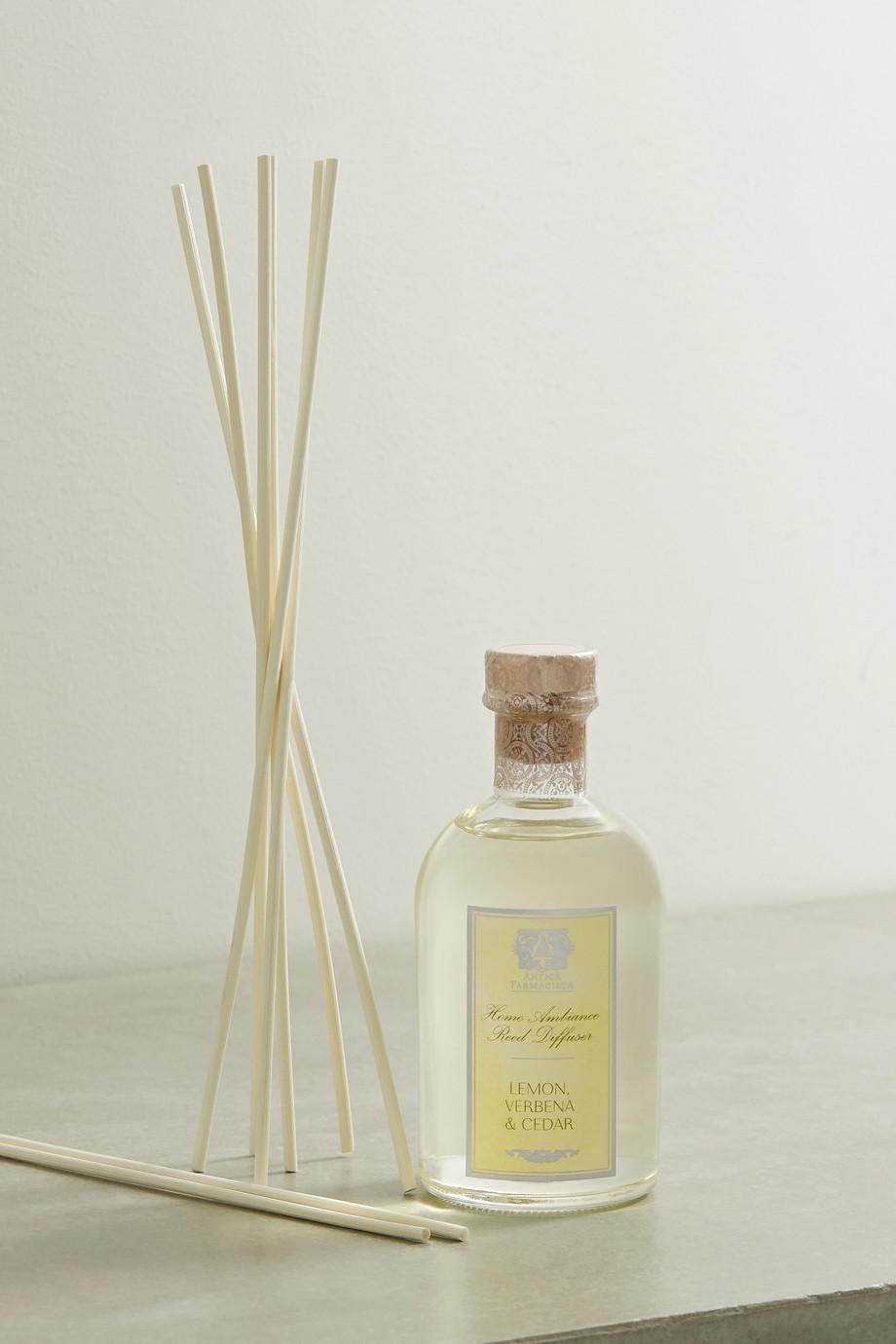 Antica Farmacista Lemon, Verbena & Cedar Reed Diffuser, 250 ml – Raumduft