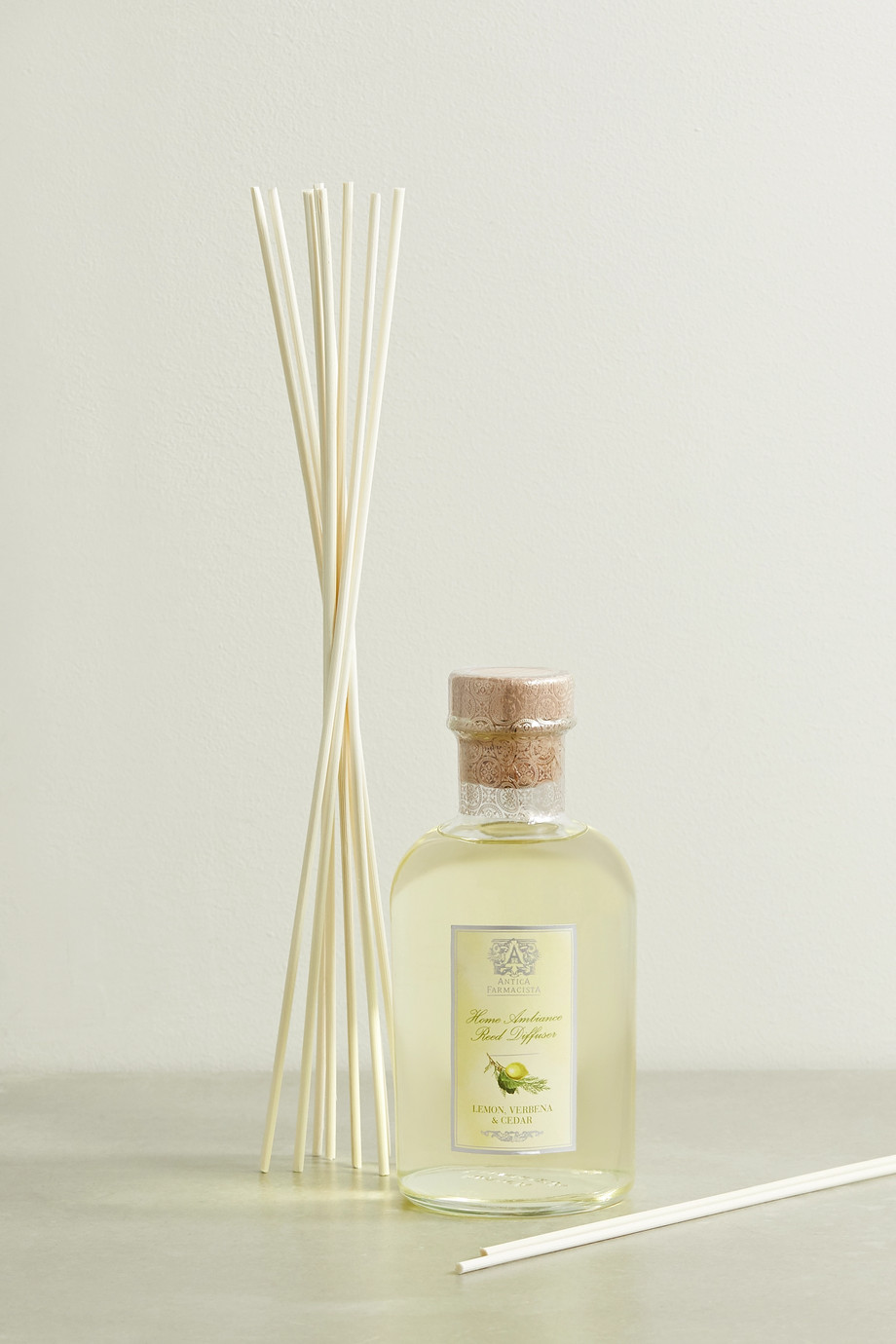 Antica Farmacista Lemon, Verbena & Cedar Reed Diffuser, 500 ml – Raumduft