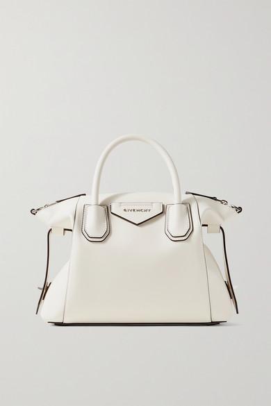 Givenchy ANTIGONA SOFT SMALL LEATHER TOTE