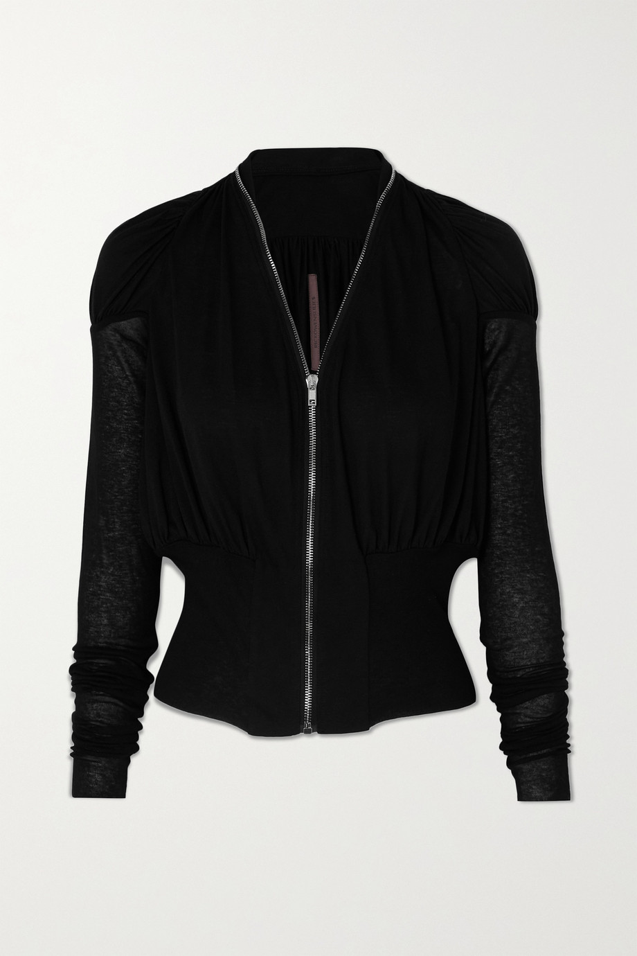 Rick Owens Jersey jacket