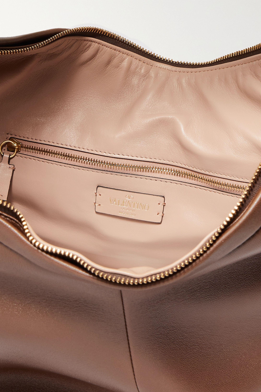Valentino Valentino Garavani Roman Stud large leather shoulder bag
