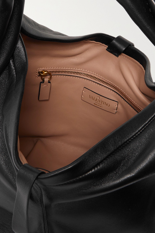 Valentino Sac porté épaule en cuir Roman Stud Small Valentino Garavani