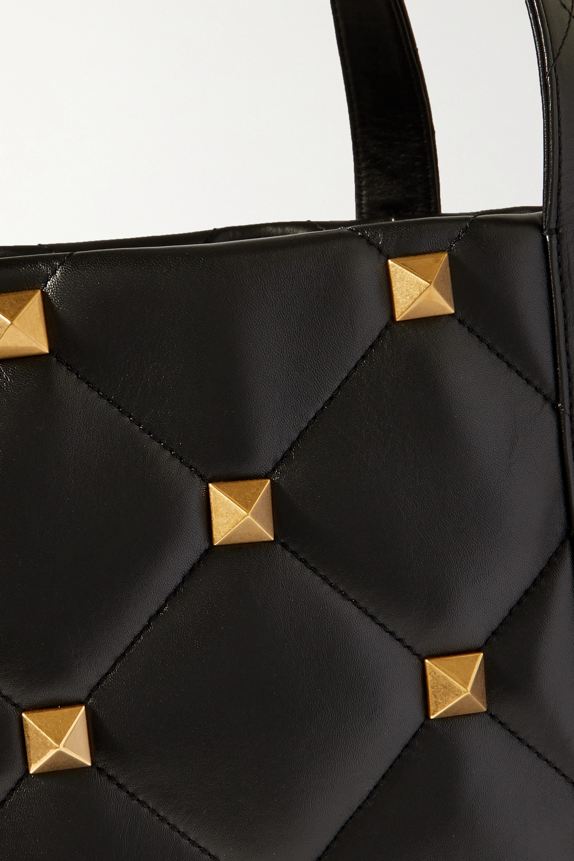 Valentino Valentino Garavani Roman Stud quilted leather tote
