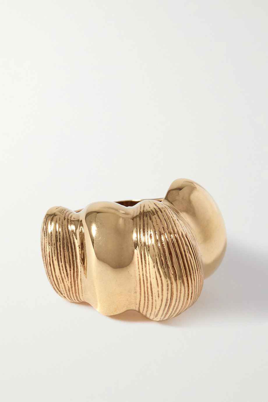 Chloé Feminities gold-tone ring