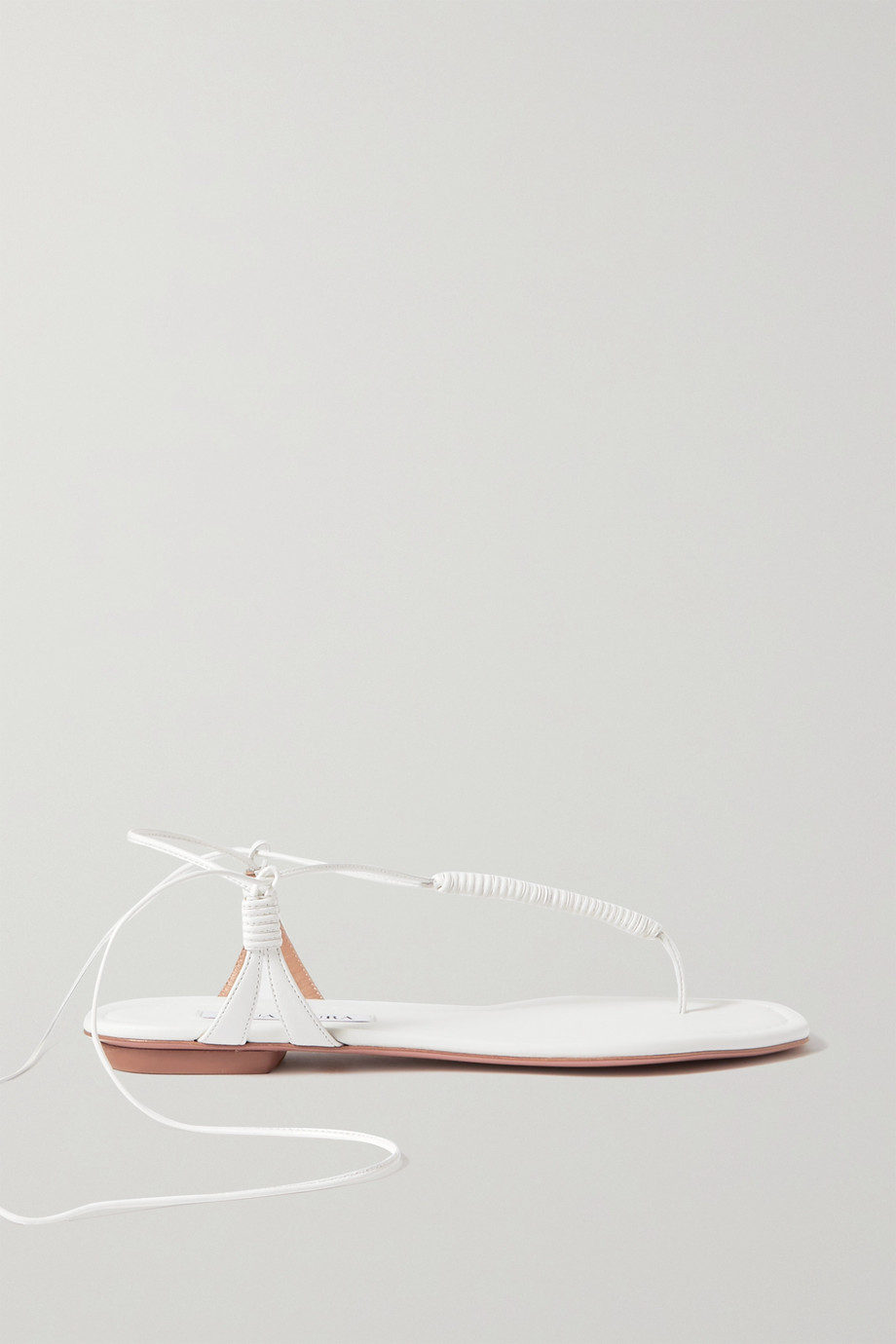 Aquazzura Leather sandals