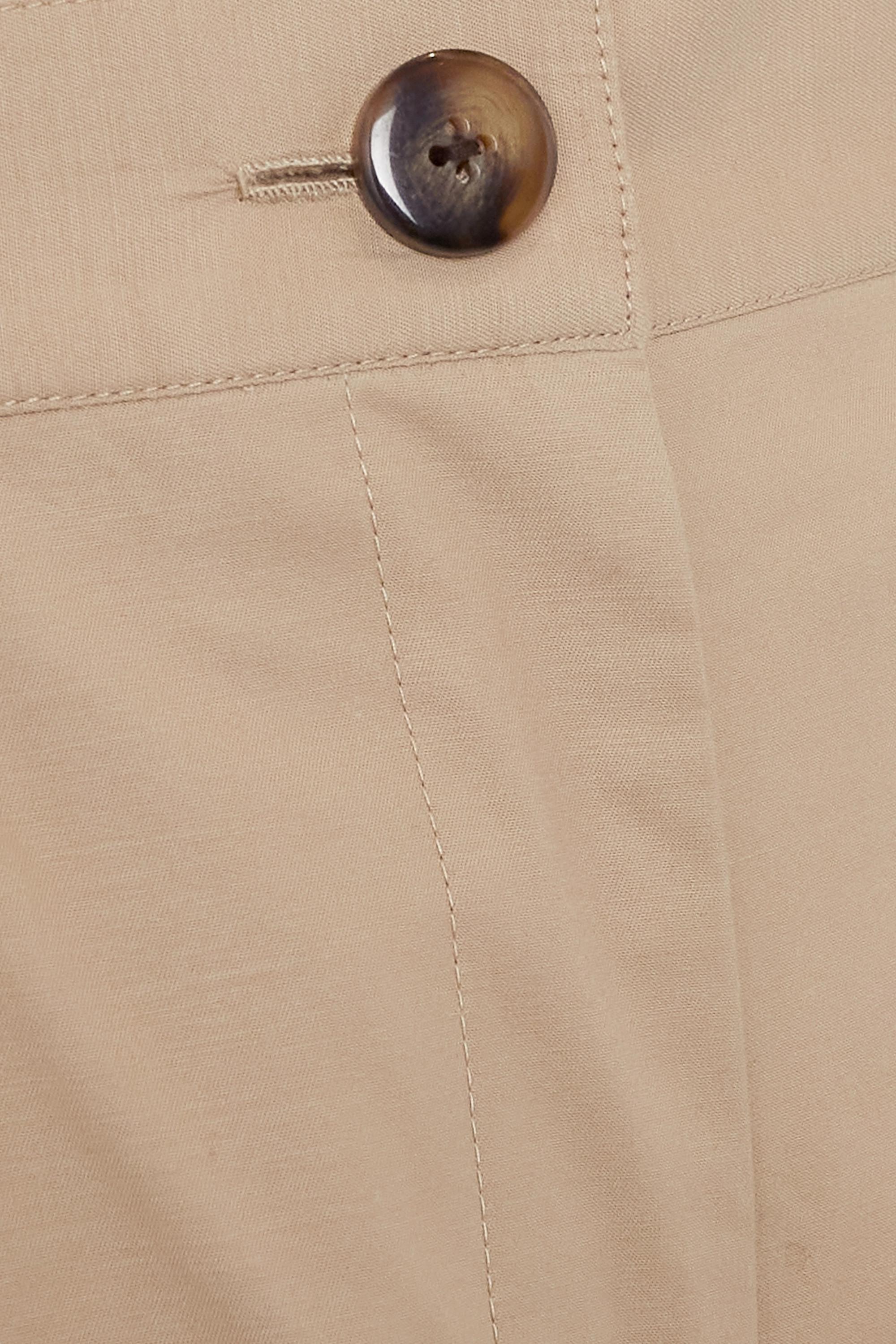 Bouguessa Catheryn cotton-blend wide-leg pants