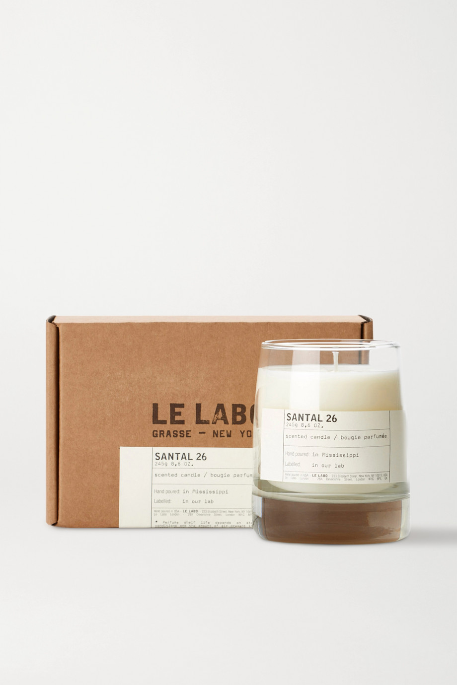 Le Labo Santal 26 scented candle, 245g