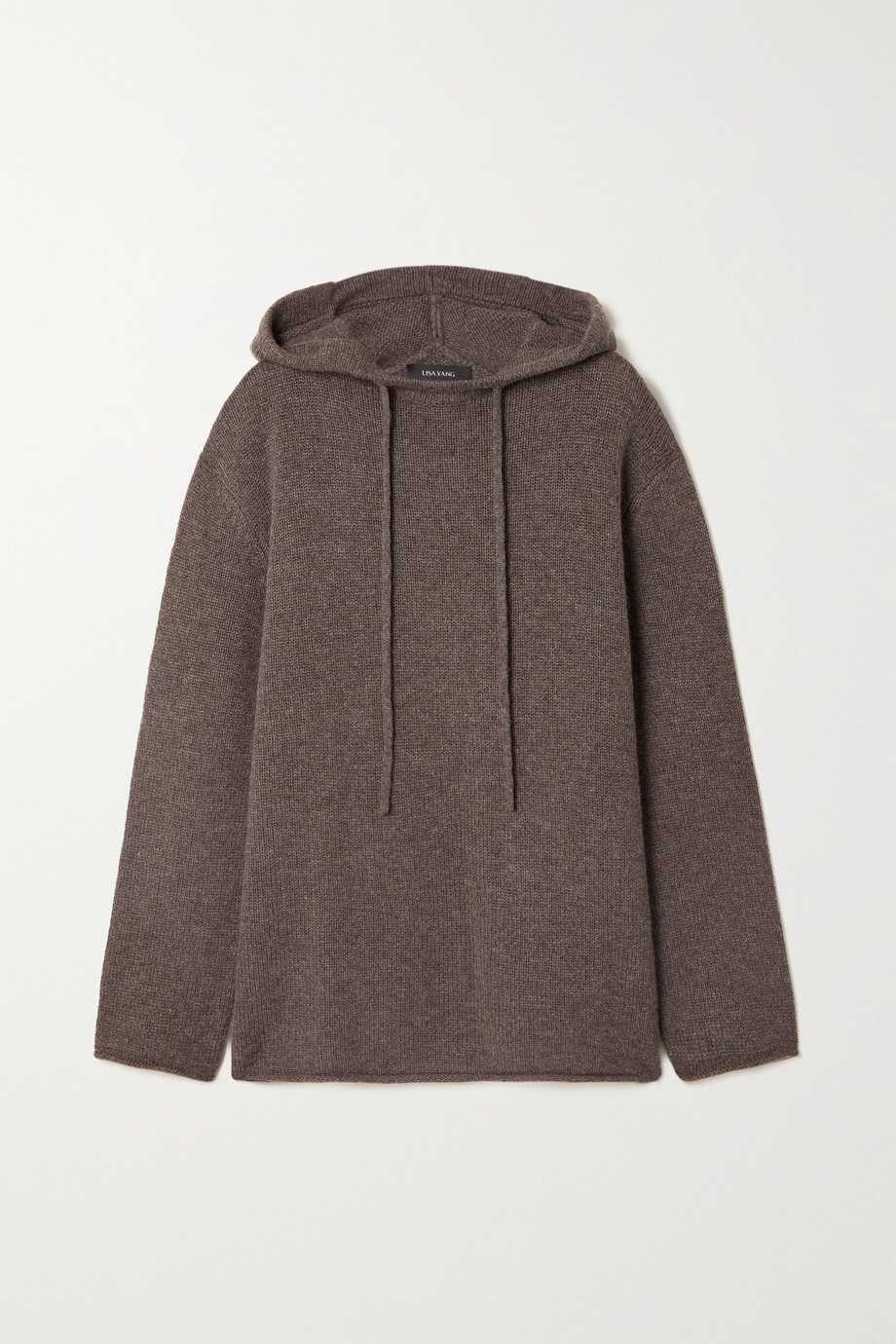 Lisa Yang Ciara cashmere hoodie