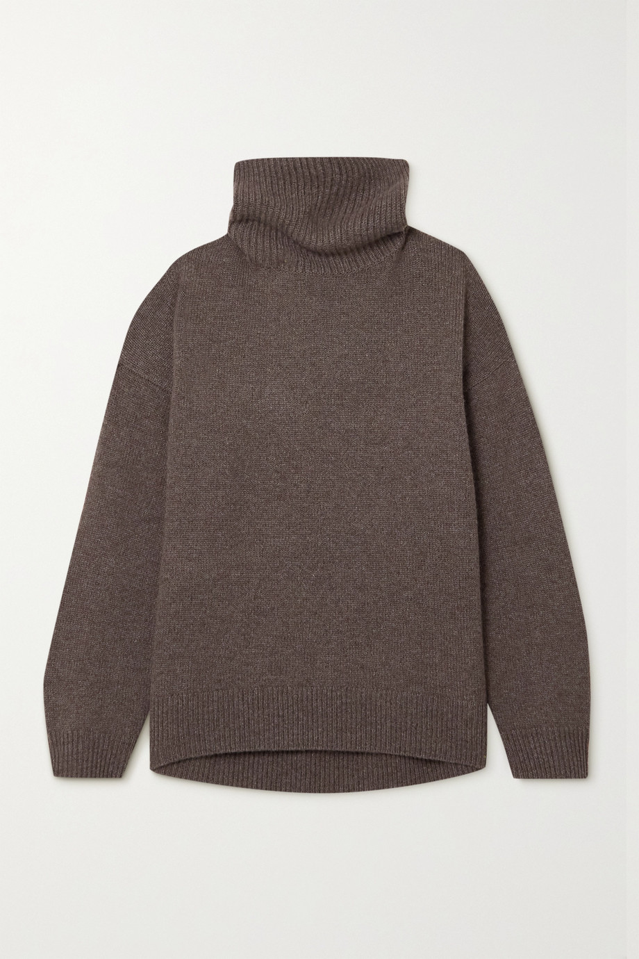 Lisa Yang Jennie cashmere turtleneck sweater