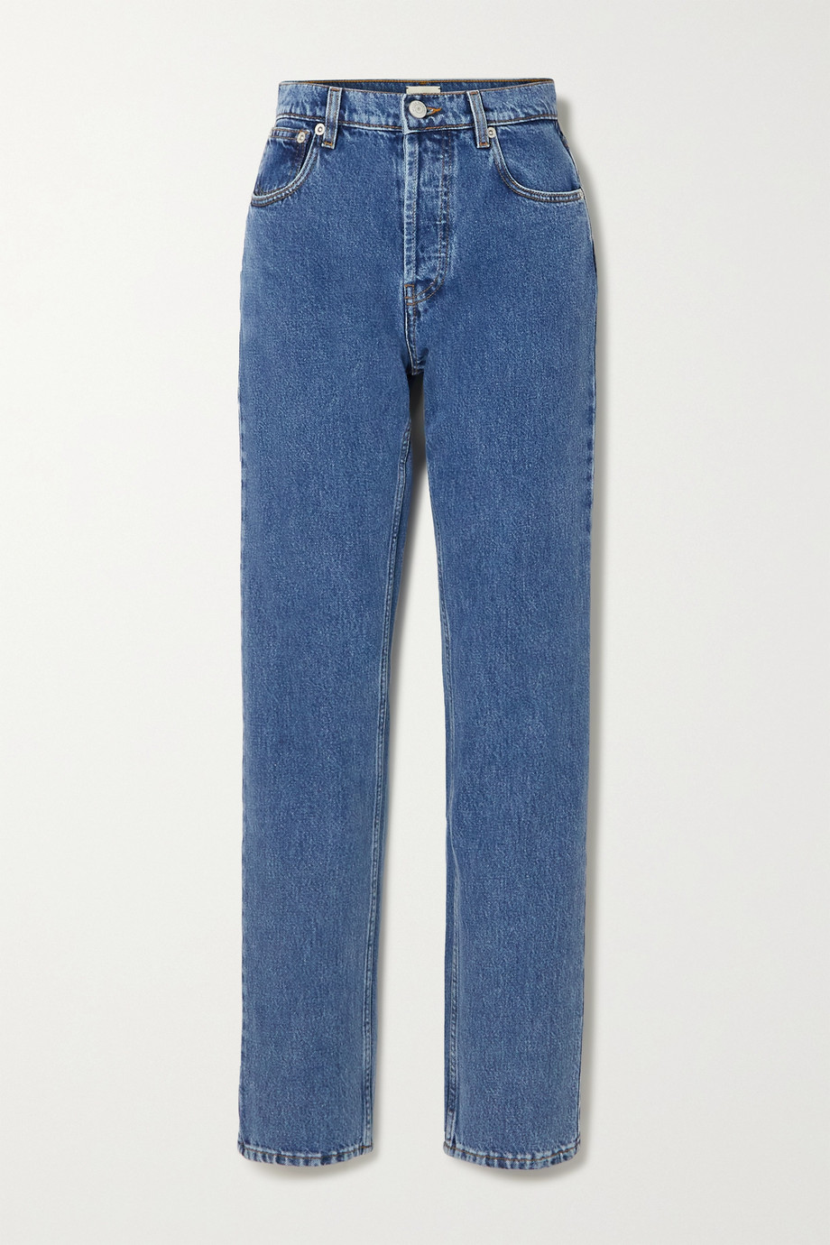 Magda Butrym High-rise slim-leg jeans
