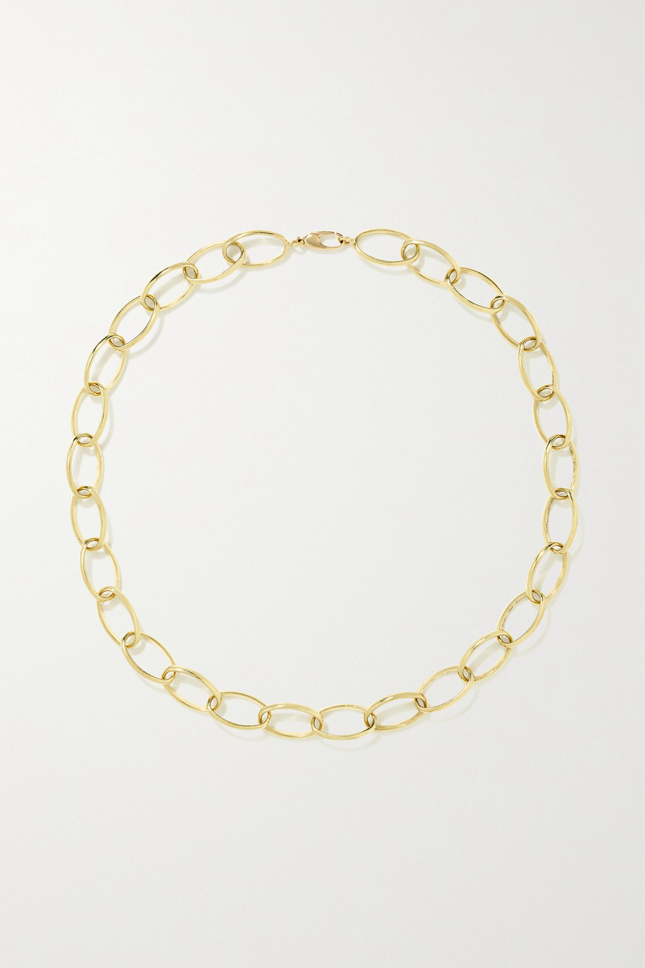 Jennifer Meyer Large Edith 18-karat gold necklace