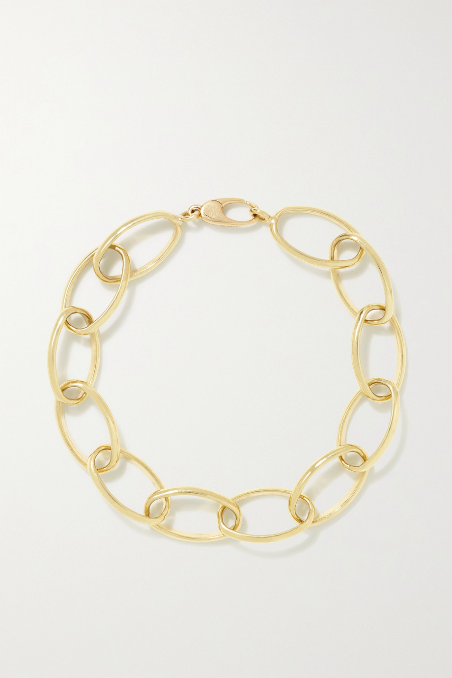 Jennifer Meyer Large Edith 18-karat gold bracelet