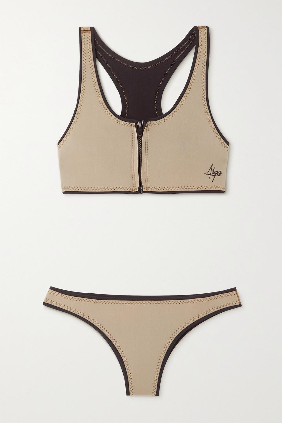 Abysse Jenna neoprene bikini