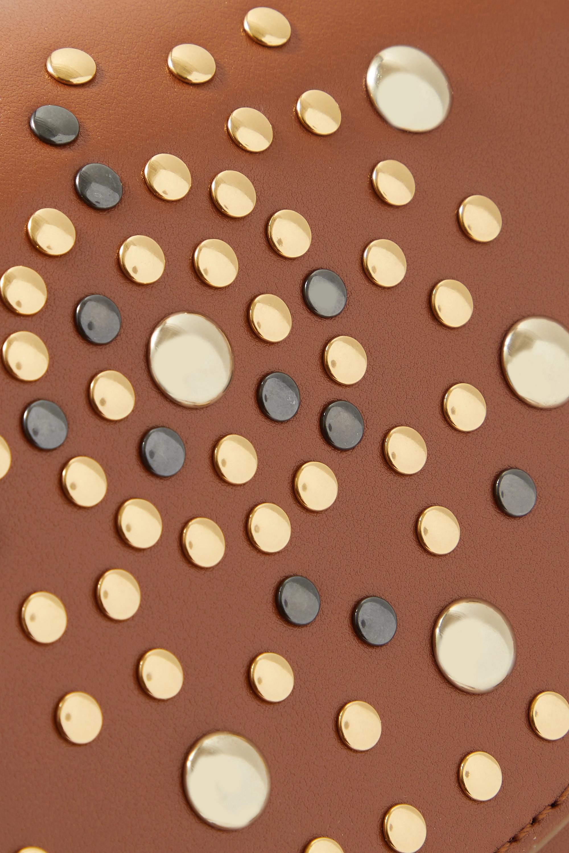 See By Chloé Mara embellished leather shoulder bag