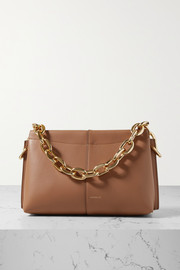 Wandler Carly mini leather shoulder bag