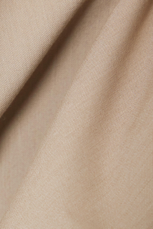 CAES + NET SUSTAIN Hemd aus Biobaumwollpopeline
