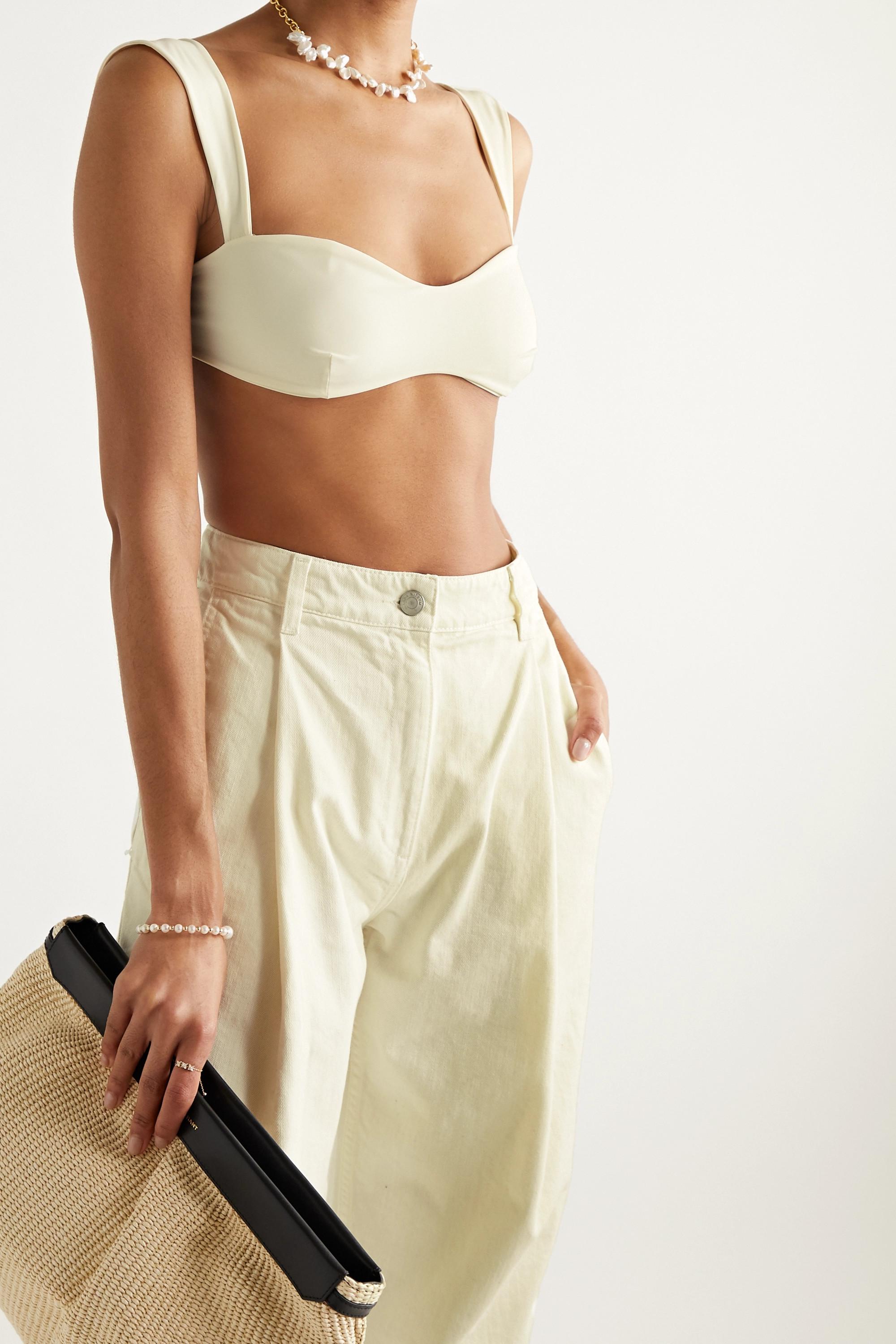 Magda Butrym Bikini top