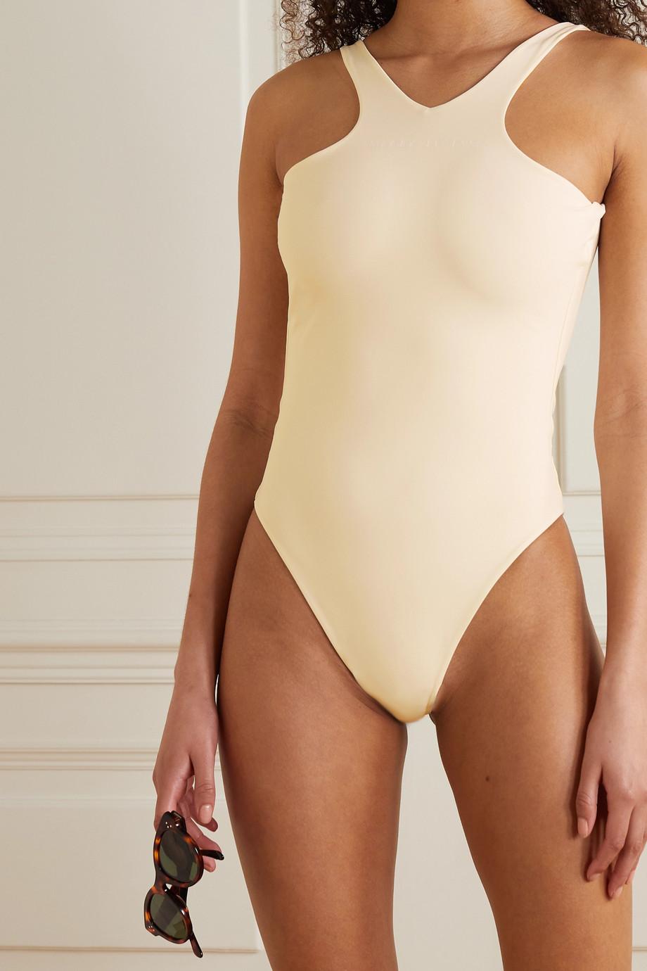 Magda Butrym Printed swimsuit