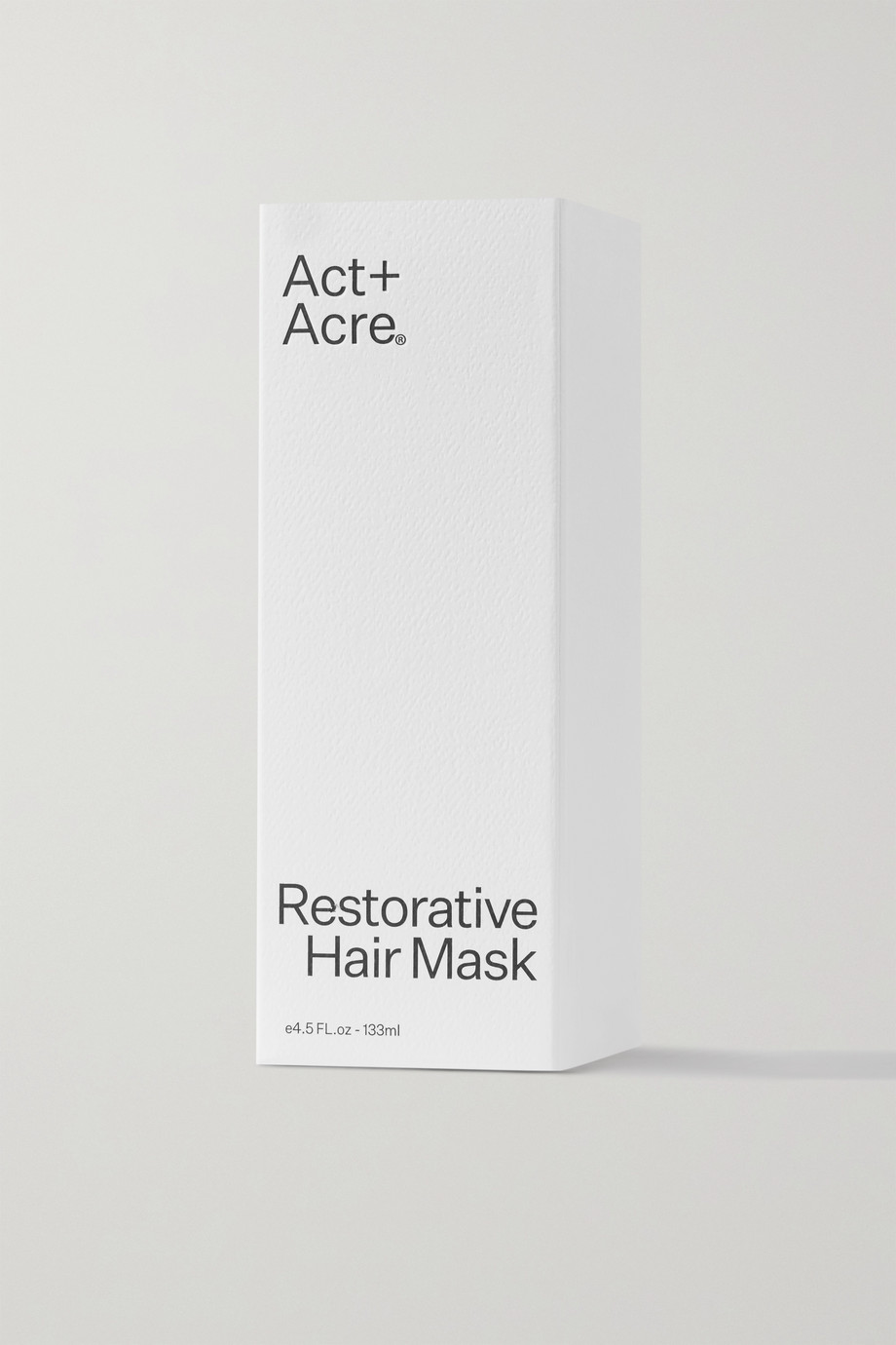 Act + Acre Restorative Hair Mask, 133ml