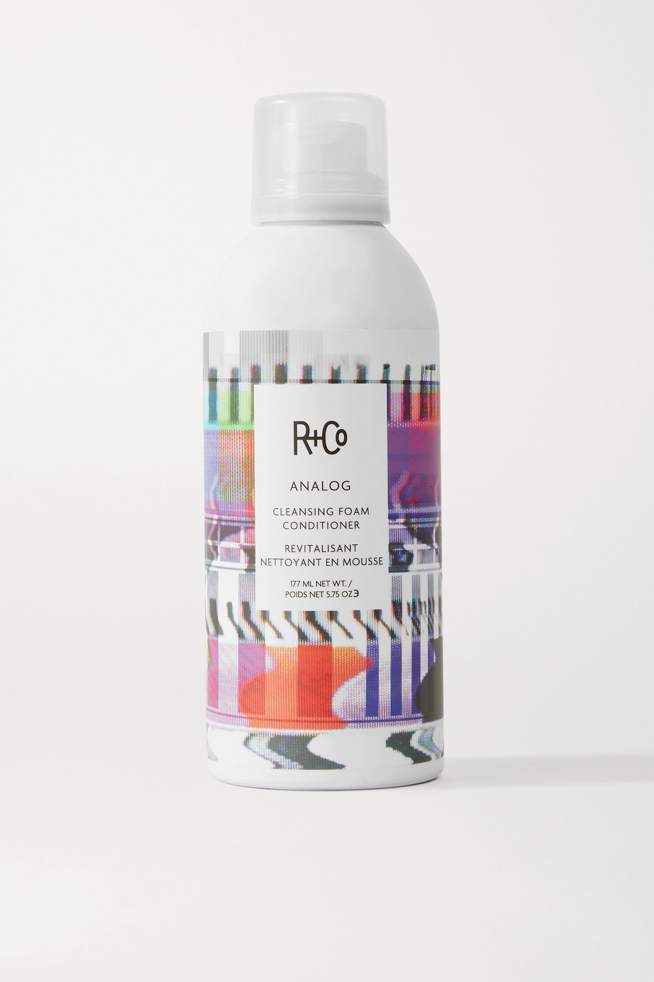 R+Co Analog Cleansing Foam Conditioner, 177ml