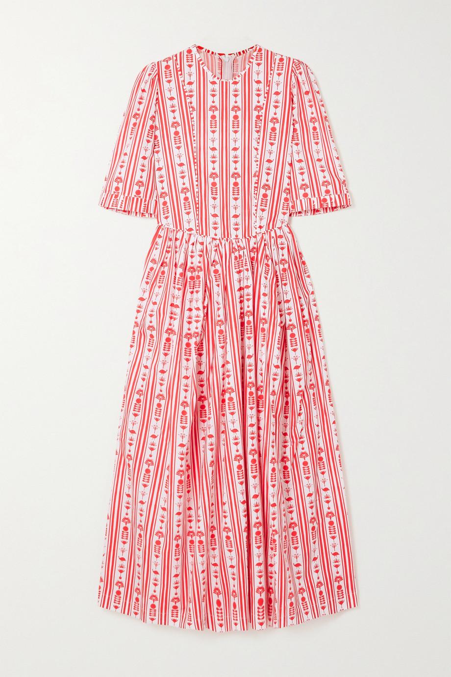 Sindiso Khumalo + NET SUSTAIN printed cotton maxi dress