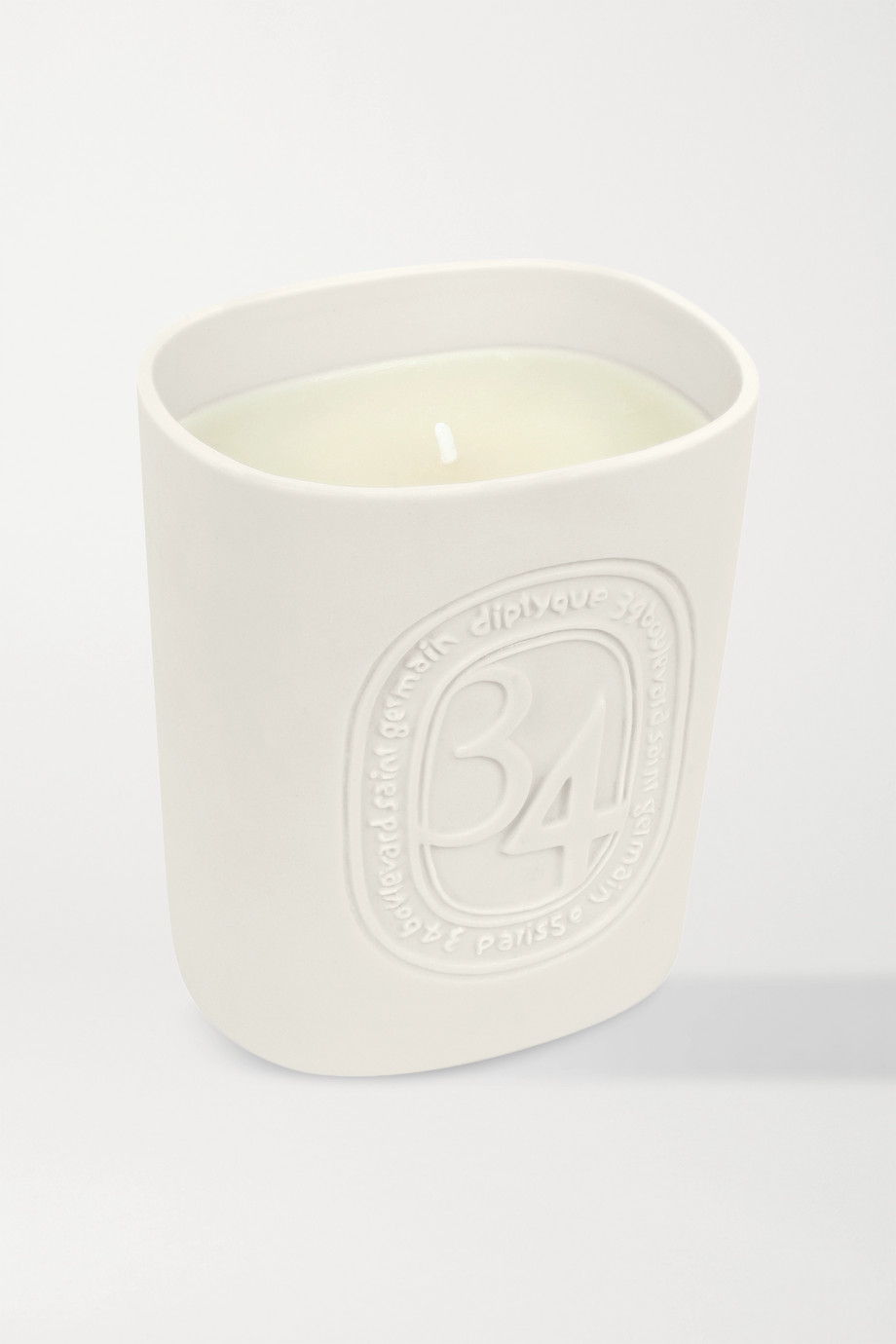 Diptyque 34 Boulevard Saint Germain scented candle, 220g