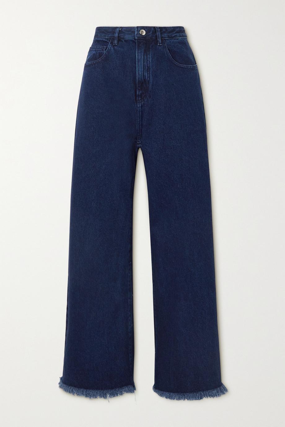 Marques' Almeida Frayed boyfriend jeans