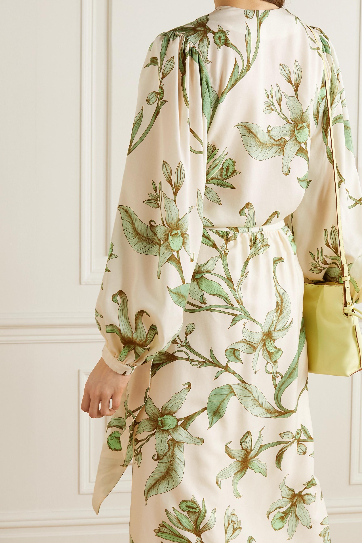 Johanna Ortiz Andean Garden Bluse aus Tencel™-Twill mit Blumenprint