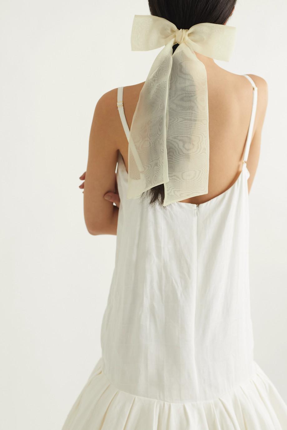 Sophie Buhai Oversized organza hair clip