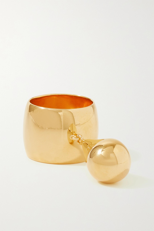Sophie Buhai - Gold vermeil ring