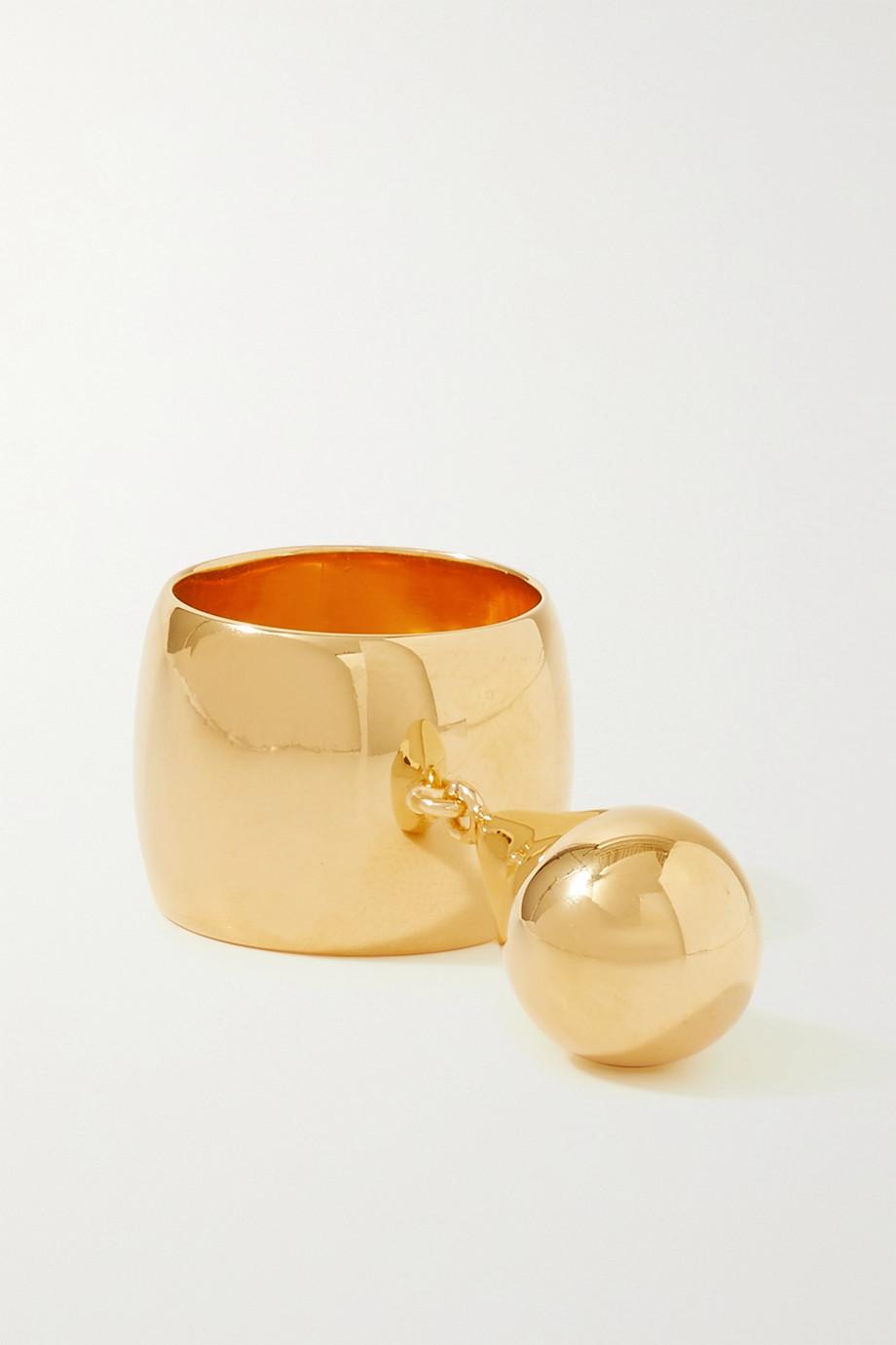 Sophie Buhai Gold vermeil ring