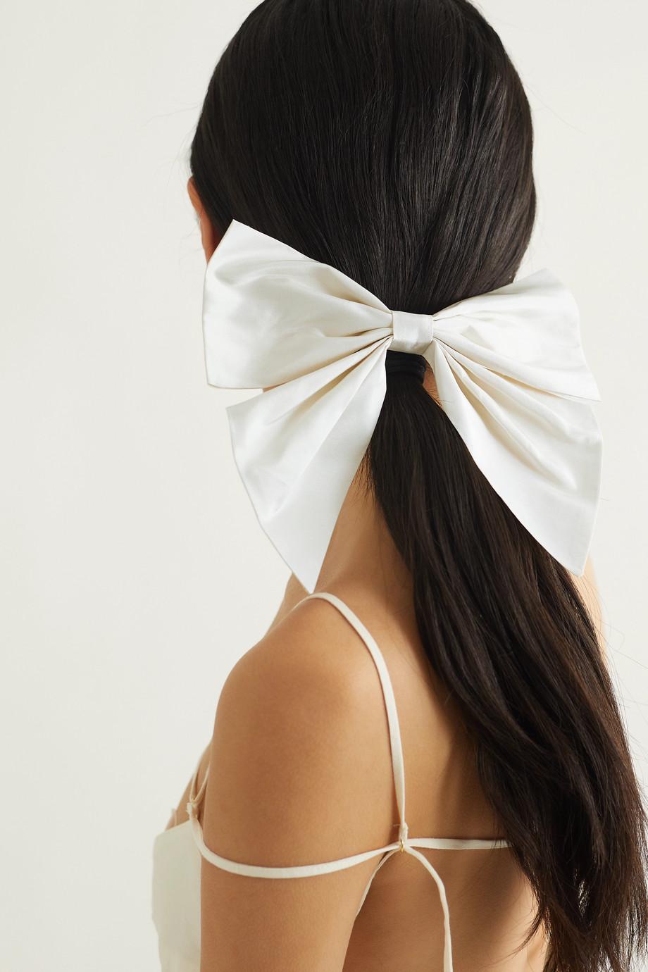 Sophie Buhai Isabelle taffeta hair clip