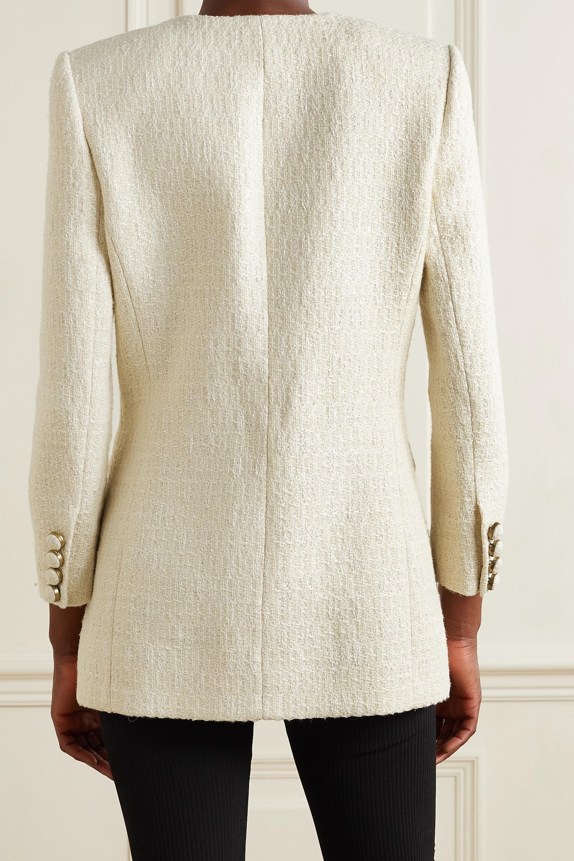 SAINT LAURENT Jacke aus Tweed