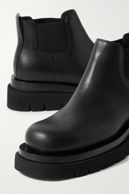 Bottega Veneta Chelsea Boots aus Leder