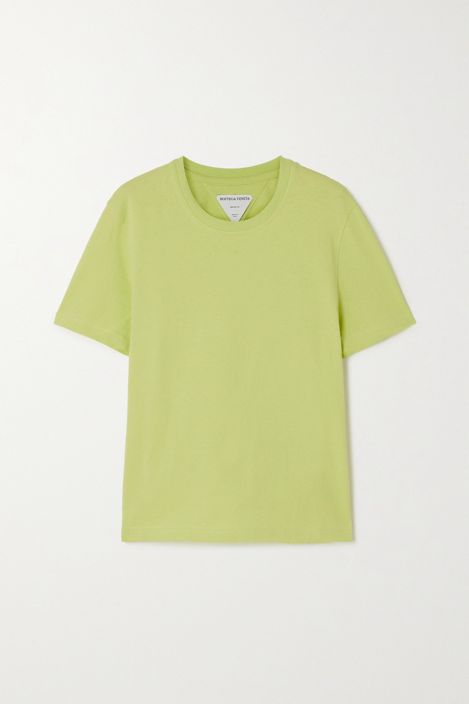 Bottega Veneta Washed cotton-jersey T-shirt