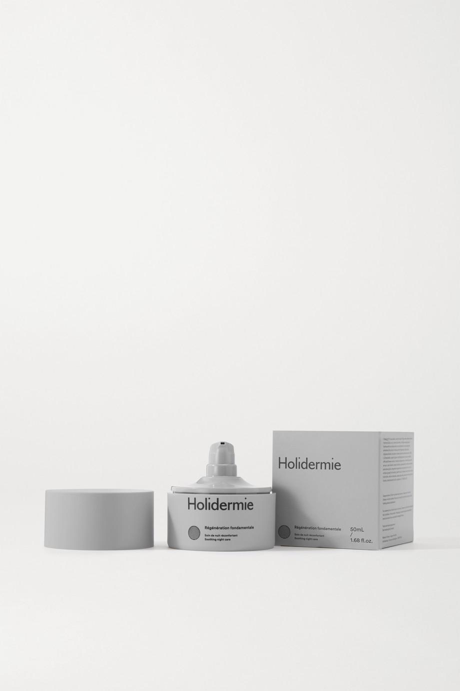 Holidermie Régénération Fondamentale Soothing Night Care, 50 ml – Nachtcreme