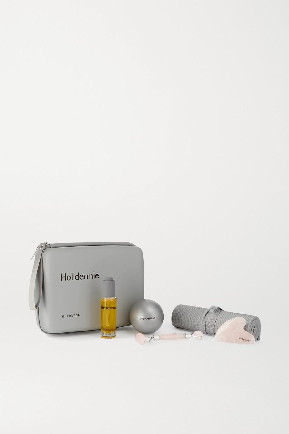 Holidermie HoliFace Yoga Set – Gesichtspflegeset