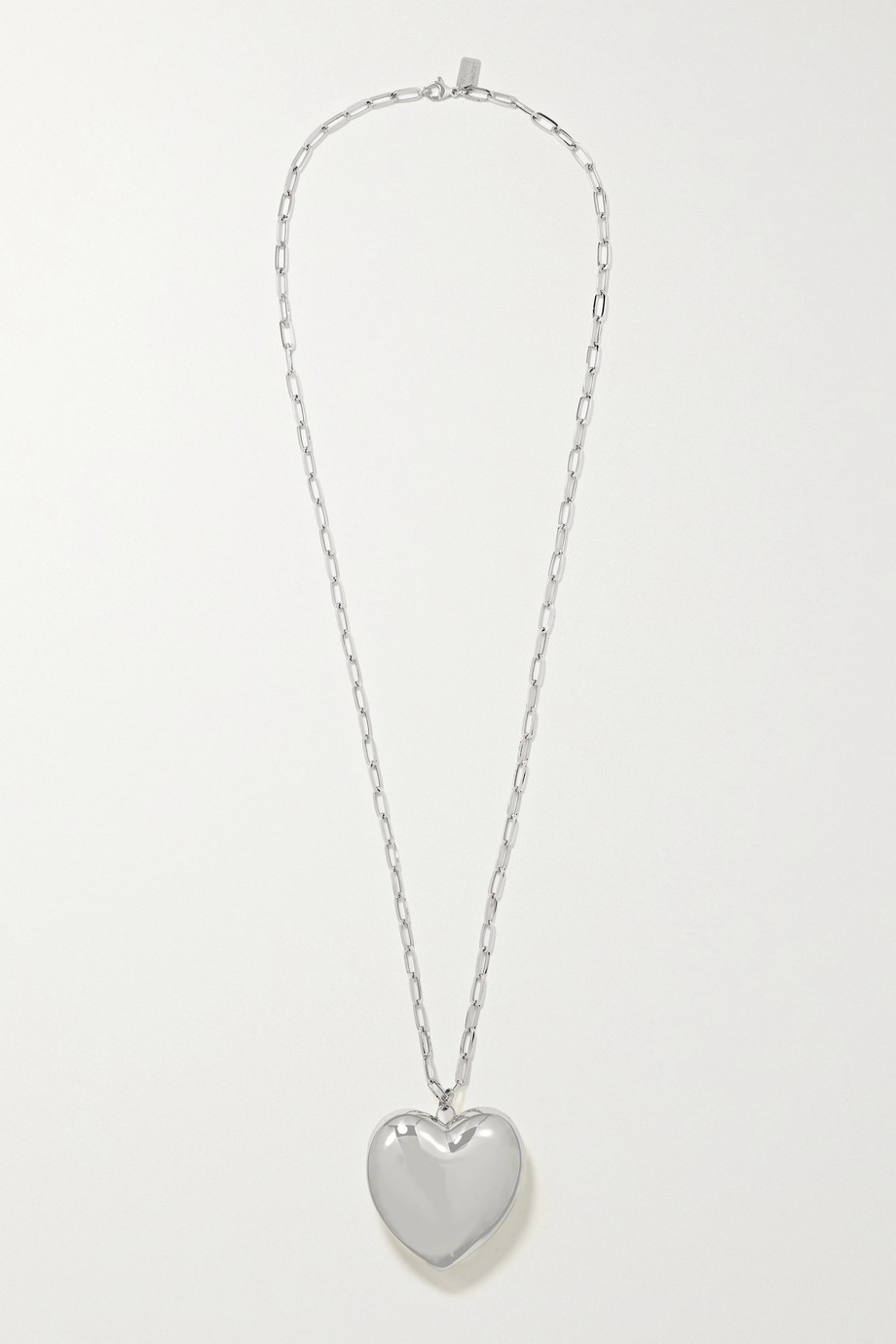 Lauren Rubinski Collier en or blanc 14 carats